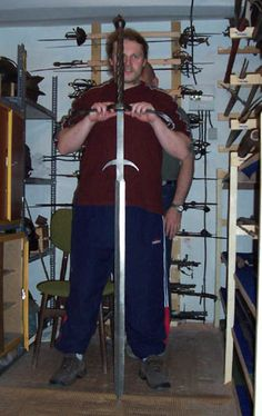 The Two-Handed Great Sword