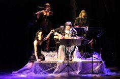 """TG Musical e Teatro in Italia: Al Teatro Delfino """"LACATTIVASTRADA"""" un viaggio tra..."""