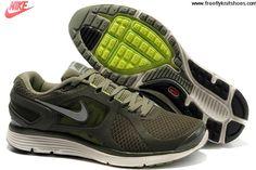 b4fa7c056dbb2 Mens Nike LunarEclipse 2 Cargo Khaki Metallic Silver Rage Green Shoes Nike  Free Run 3 -
