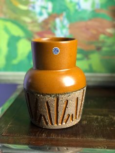 Excited to share this item from my shop: Upsala Ekeby ceramic vase designed by Mari Simmulson Tokyo series / Tokyo / Sweden Ceramic Vase, Her Style, Sweden, Tokyo, Chips, Etsy Shop, Ceramics, Vintage, Design