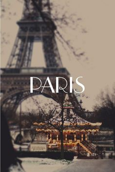 """@Natasha Lodahl-- """"There are only two places in the world where we can live happy: at home and in Paris."""" –Ernest Hemingway"""