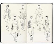 A4 Mens | Fashionary