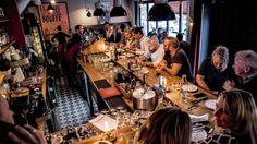 Knapt 1700 kroner for et tvers gjennom fransk-rustikt måltid er og blir suverent Oslo, Les Benjamins, Norway, Restaurant, City, Diner Restaurant, Cities, Restaurants, Dining