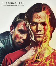 supernatural sam and lucifer by Peace4all on deviantART
