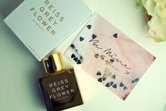 Personalised perfume for Valentine's Day : Featured on Jemima & Ted | I want one ♥ #Reiss #BeMine #PinToWin
