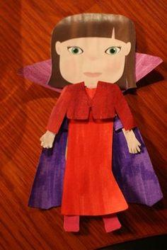 weelife: Halloween Paper Dolls printables