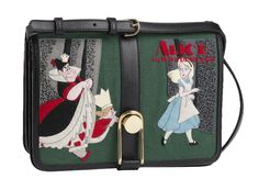 Would you wear high-end Disney character bags and clutches? Designer Olympia Le Tan made all Disney-obssessed fashionistas' dreams com true with cute bags!