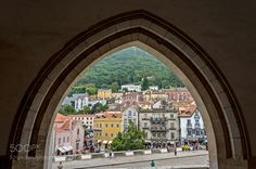 sintra through the arch by ruiejoao check out more here https://cleaningexec.com
