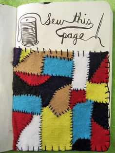 wreck this journal first page ideas - Google Search