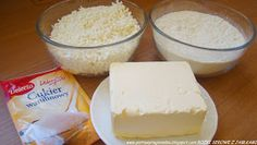PotrawyRegionalne: ROŻKI MAŚLANO SEROWE Z JABŁKAMI Cheese, Roasts, Crack Crackers