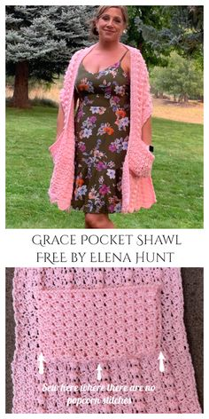 16 Reader's Pocket Wrap Shawl Free Crochet Patterns & Paid - DIY Magazine Easy Crochet Shrug, Crochet Cowl Free Pattern, Afghan Crochet Patterns, Free Crochet, Knit Crochet, Crochet Prayer Shawls, Crochet Shawls And Wraps, Crochet Scarves, Crochet Clothes