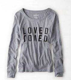 """Loved"" T-Shirt @scrapwedo"