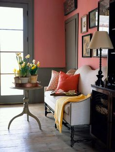 A refreshing new palette of colours that makes me want to live in a period home
