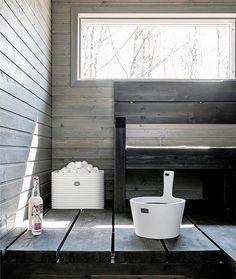 Sauna, Laajaranta, Asuntomessut 2014. News&Trends. Recommended. Like. SMILE. Finland HOUSE Exhibitions.fi