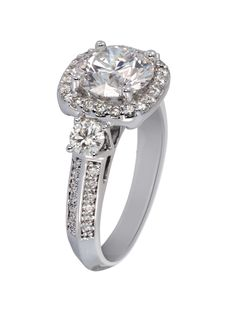 Lazare's Michaella Engagement Ring