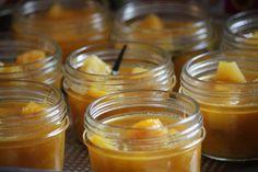 compotée d'ananas & mangue au rhum et aux épices