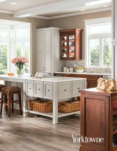 Yorktowne Cabinetry · Kitchen Ideas