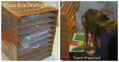 Simple ideas for classroom set-up