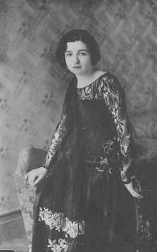 Her Highness Princess Senije of Albania (1897-1969) http://pinterest.com/pin/30399366205448313/repin/