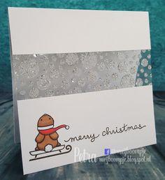 Meijboompjes Creatieve Creaties: Merry Christmas  Lawn Fawn, Upon a Star, Toboggan Together