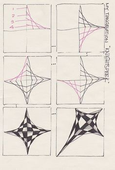 knightspeek. I remember learning how to do this in elementary school art class and thinking it was the coolest thing ever. #Art