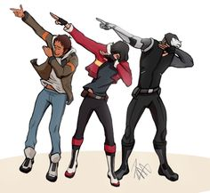 """"""" Lance teaches the squad how To Dab"""" / Voltron Voltron Memes, Voltron Klance, Form Voltron, Voltron Ships, Voltron Fanart, Voltron Red Lion, Shiro Voltron, Voltron Comics, Paladin"""