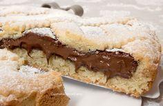 Crostata alla Nutella che rimane morbida - Ricetta e trucchetti