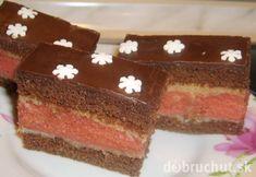 Vianočné rezy Czech Recipes, Ethnic Recipes, Tiramisu, Cake, Anna, Products, Pie Cake, Cakes, Tiramisu Cake