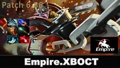 Dota 2 pro - Empire.XBOCT Plays Timbersaw on Ranked Match