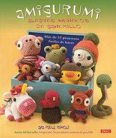 Amigurumi. Alegres muñecos de ganchillo - - Fnac.es - Ana Paula Rimoli - Libro