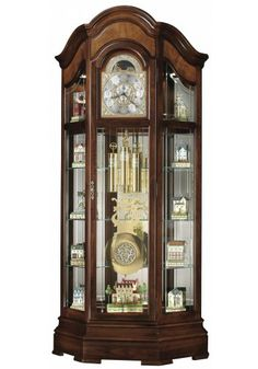 610-939 Majestic II, Howard Miller Grandfather Clock