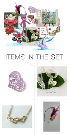 """""""Many ways to say Love"""" by owlartshop ❤ liked on Polyvore featuring art, romantic, giftidea, shopsmall, EtsySpecialT and crazy4etsy"""