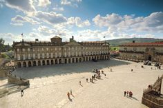 For thousands of pilgrims, Santiago de Compostela is the uplifting end of a great journey, on foot, to what is said to be the resting place of St James