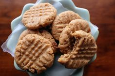 Front Paige Peanut Butter Cookies Two ways