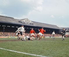 George Best v Fulham, 1967.