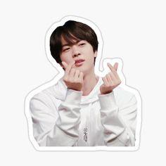 Pop Stickers, Meme Stickers, Tumblr Stickers, Printable Stickers, Bts Jin, Bts Jungkook, Bts Tickets, Korean Stickers, Bts Book