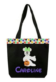 Tote Bag - Halloween Tote by VIDA VIDA XClseS7QDq