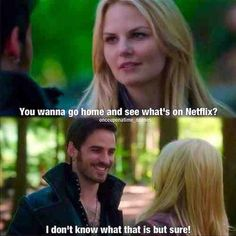 I love Killian