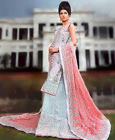 Pakistani Designer Bridal Wear, Pakistani Bridal Dresses Online Shop, Desi Bridal Online Store
