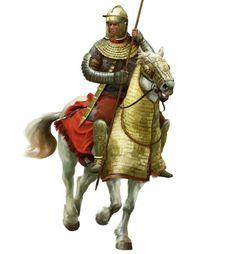 Roman heavy cavalry called clibanarius during the Century Ancient Rome, Ancient History, Parthian Empire, Roman Legion, Celtic Warriors, Roman Soldiers, Roman History, Historical Art, Dark Ages