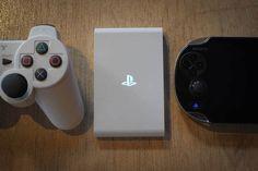 Sony PS Vita TV & PS Vita