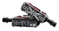 Crankbrothers Steve Peat Signature Pedals