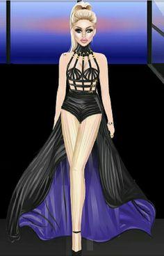 • Strike A Pose Dress Design 👑 mairy4heartm