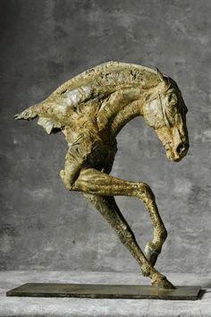 Christophe Charbonnel, 1967   Figurative sculptor   Tutt'Art@   Pittura * Scultura * Poesia * Musica  