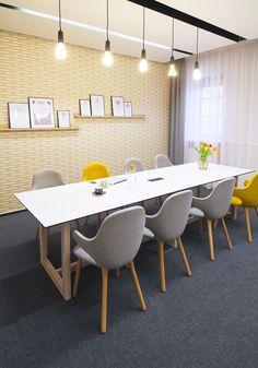 PeckaDesign & DesignVille meeting room. Conference Room, Table, Furniture, Home Decor, Decoration Home, Room Decor, Meeting Rooms, Tables, Home Furnishings