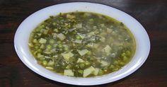 La mia cucina: Zuppa di piantaggine
