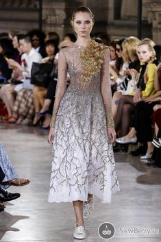 Georges Hobeika Haute Couture осень-зима 2016-2017