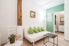 Madrid $72/night whole apt - Get $25 credit with Airbnb if you sign up with this link http://www.airbnb.com/c/groberts22