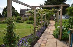 landhausstil Garten von Unique Landscapes