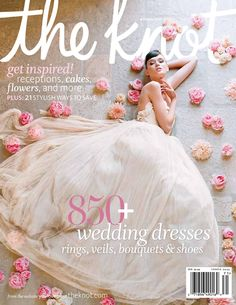 """this cover of the Knot that I photographed has been nominated as THE BEST FASHION & BEAUTY COVER by the American Society of Magazine Editor's - my cover is up against industry icons like Vanity Fair, W, Bazaar & more -   I'd be do grateful if you'd take a moment & click in the link below & simply """"like"""" my cover - thank you in advance - xoxo, elizabeth https://www.facebook.com/photo.php?fbid=10151312624956436=pb.59153151435.-2207520000.1365203881=3"""